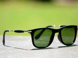 Sunglasses New Black Square Goggles