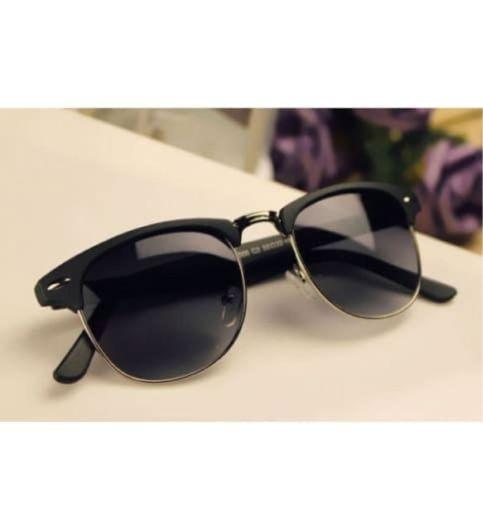 Sunglassesl New Fancy Trendy Black Goggles for Unisex