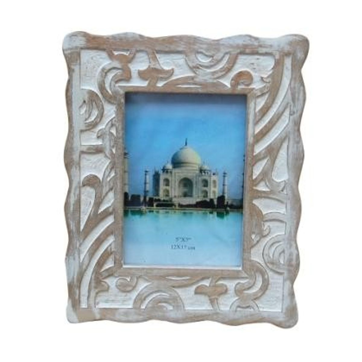 Wooden and Antique Photo Frame AFR4