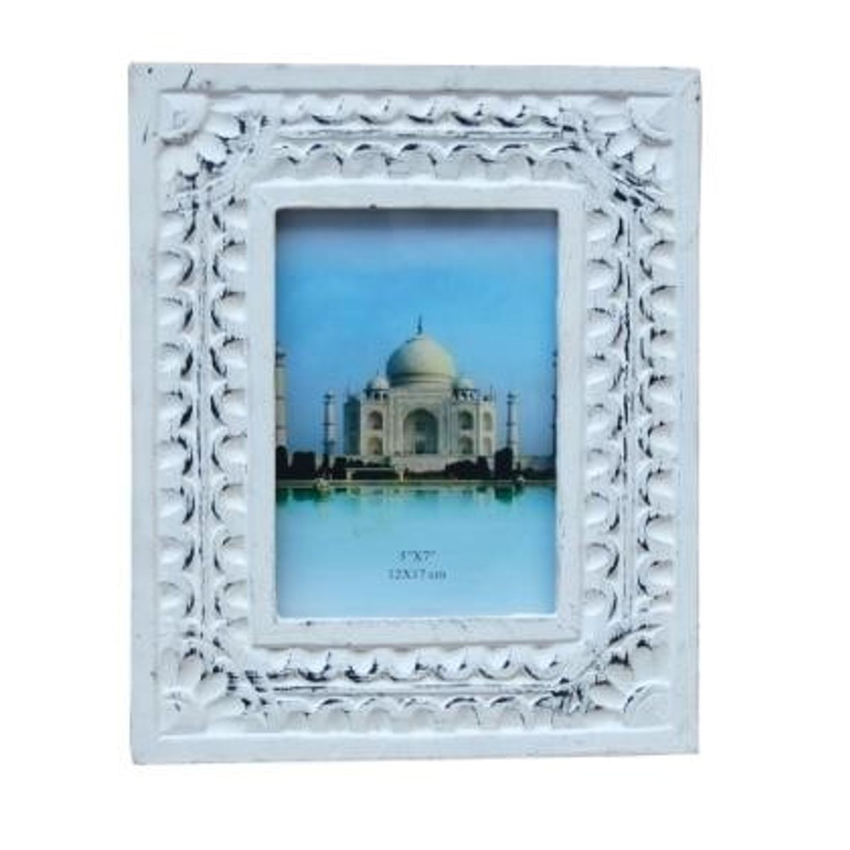 Wooden and Antique Photo Frame AFR5