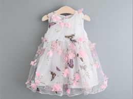 Butterfly Chica Dress