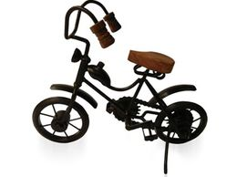 Wooden Iron Motor Cycle Antique Home Decor Product