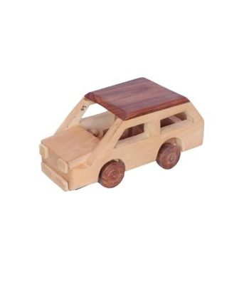 Wooden Toy Classical Car