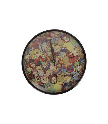 Cartoon Wall Clock