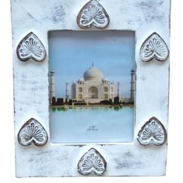 Wooden and Antique Photo Frame AFR27