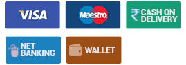 kraftly Payment Options