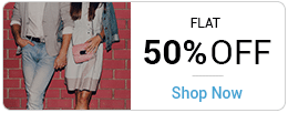 Flat 50 Discount