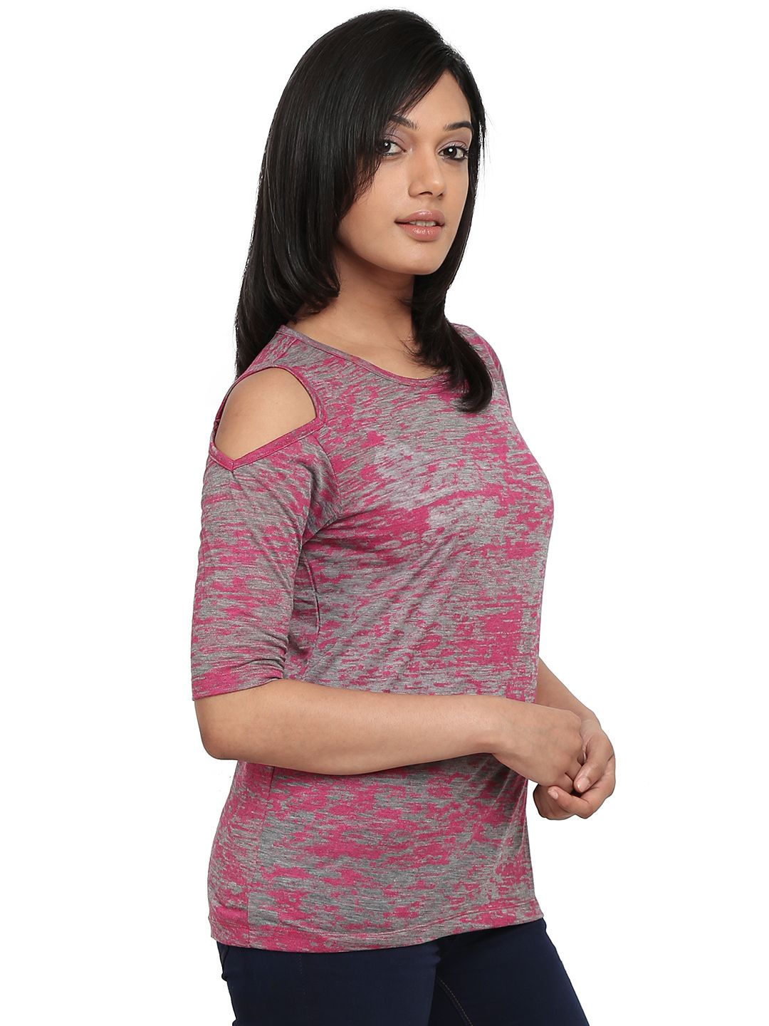 ee3accf5764ac Buy Cold Shoulder Tops Online in India at Best Prices - Kraftly