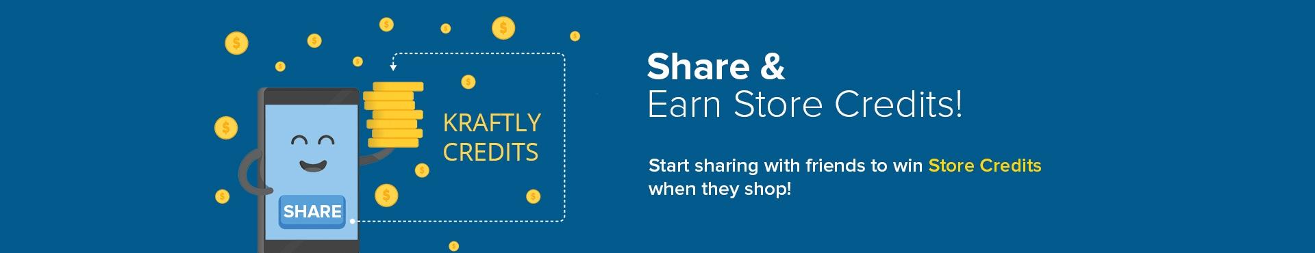 share earn