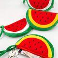 Pouch Watermelon Shape