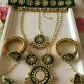 Green Gota Patti Chokar