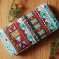 Women Wallet Handbag Clutch Long Purse wallet For  Women Wallet multi color