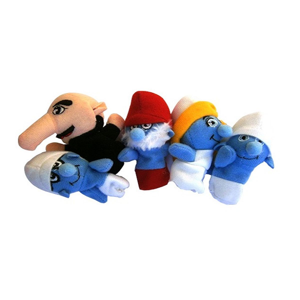 Triazolam Plush Toy Finger Puppets Doll Toys Hand Puppets Animals Learning Aid Finger