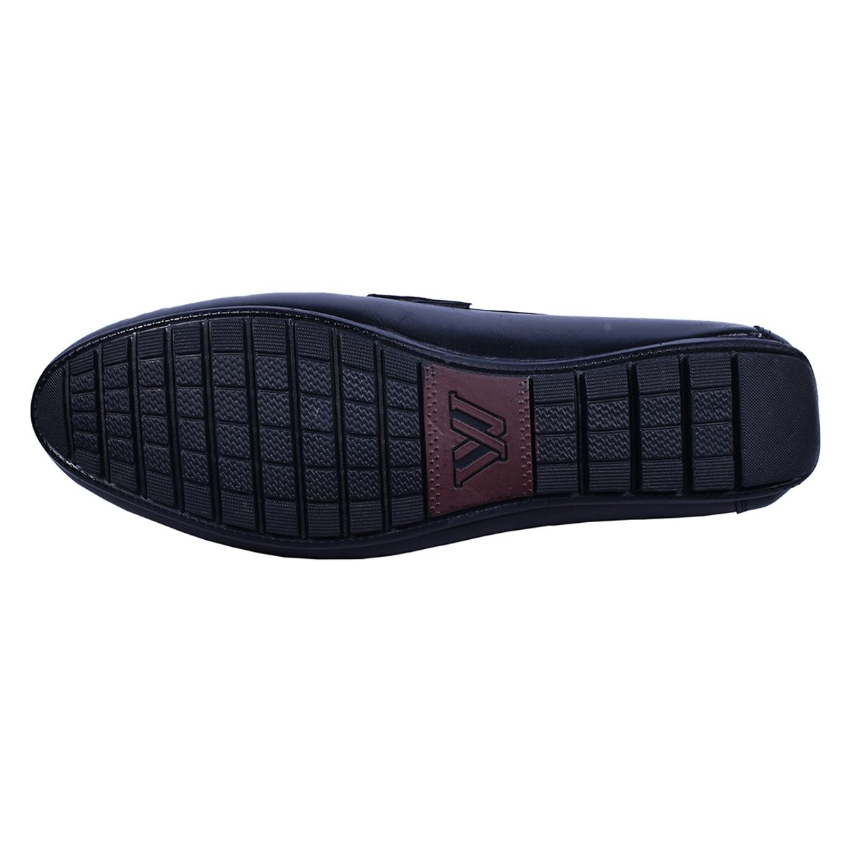 Messi Black Party Loafers