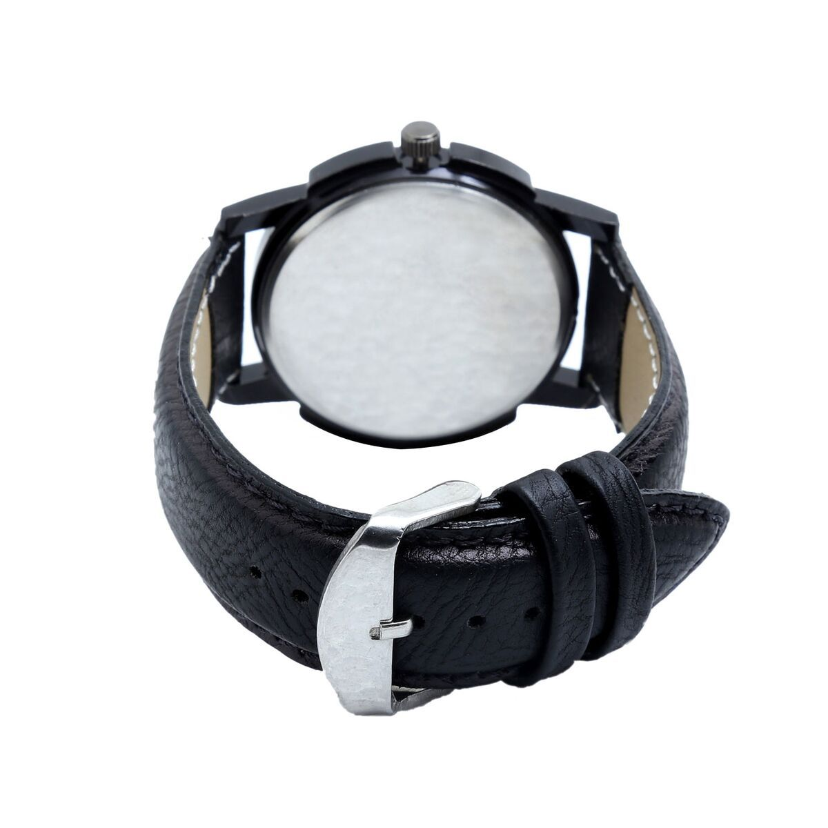 Infinity Enterprise 404 Stylish And Attractive Pure Leather Analog Watch - For Men