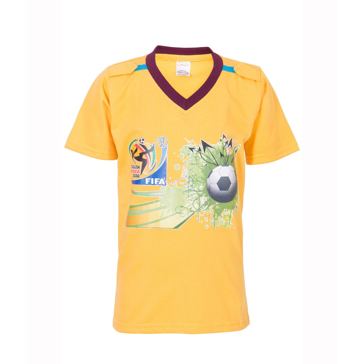 Ultrafit Junior Boys Cotton Multicolored T-Shirt- Pack of 3198