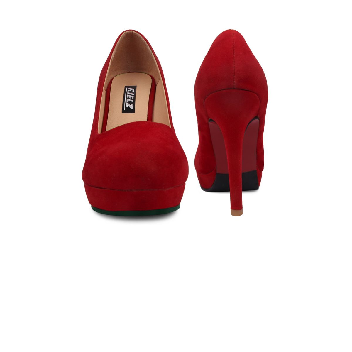 Kielz-Red-Casual-Slip-OnF-2203Sw-Red-35