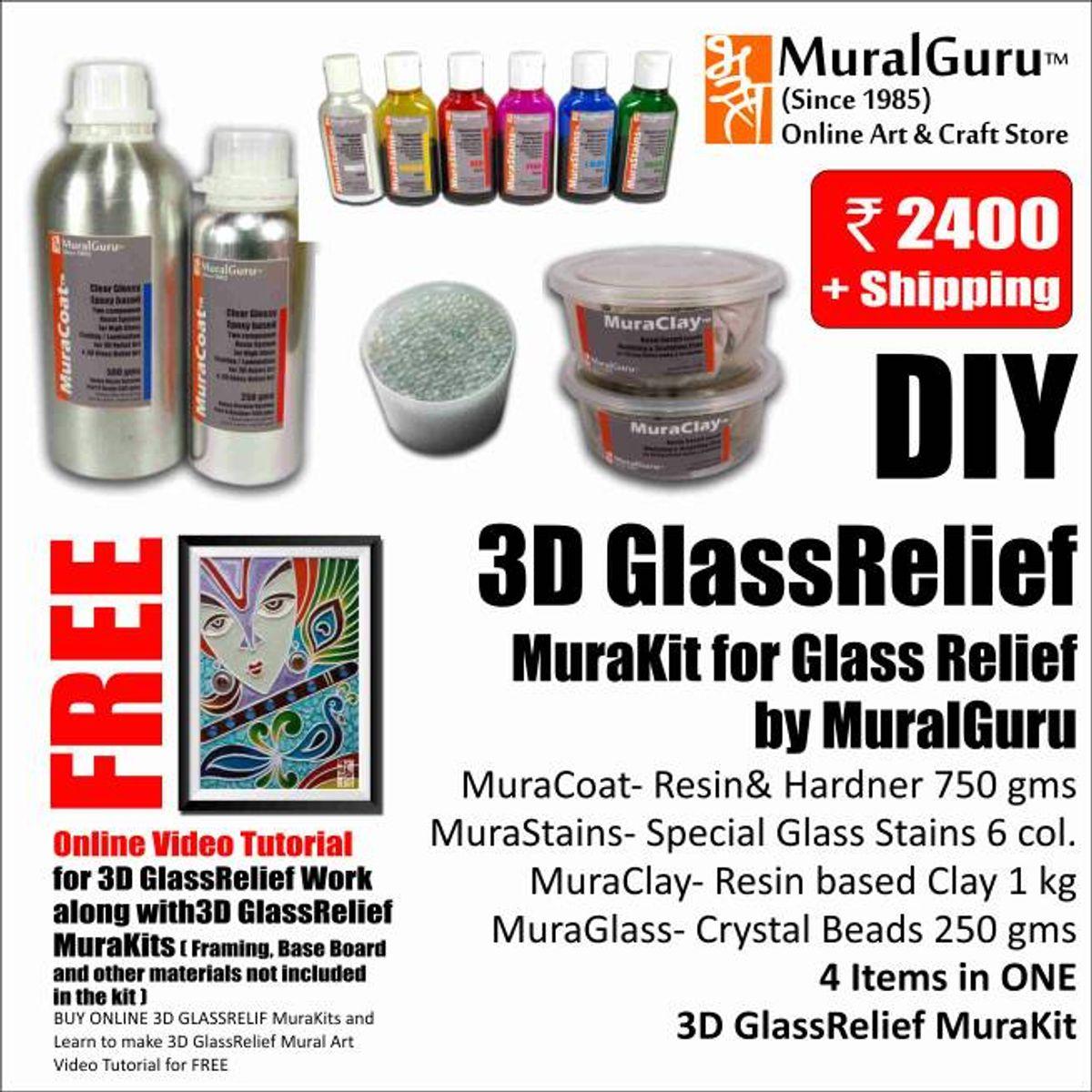 Buy diy 3d mural art kits 3d glass relief relief combo pack do it diy 3d mural art kits 3d glass relief relief combo pack do solutioingenieria Images