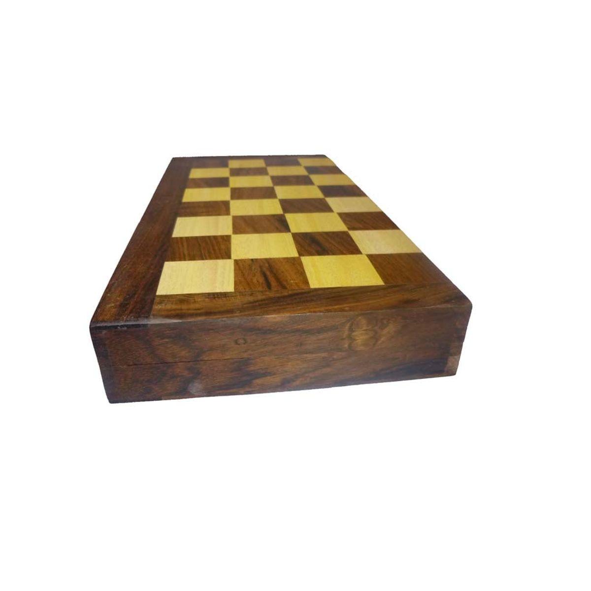 Craftofy Foldable Chess Board