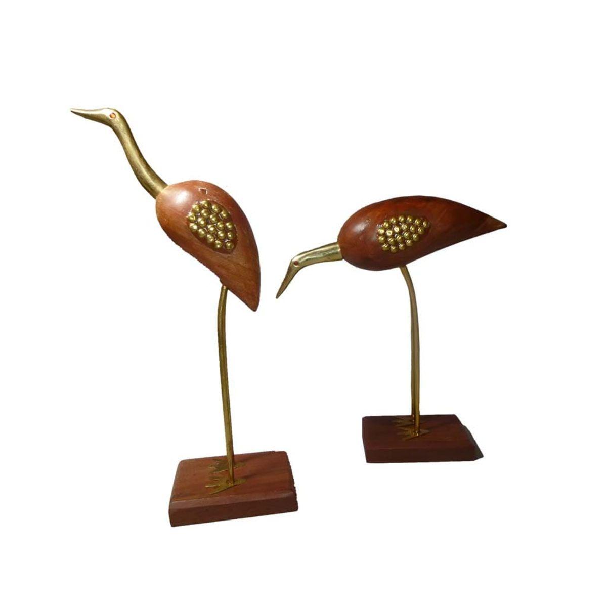 Craftofy Swan Birds Pair Of 2