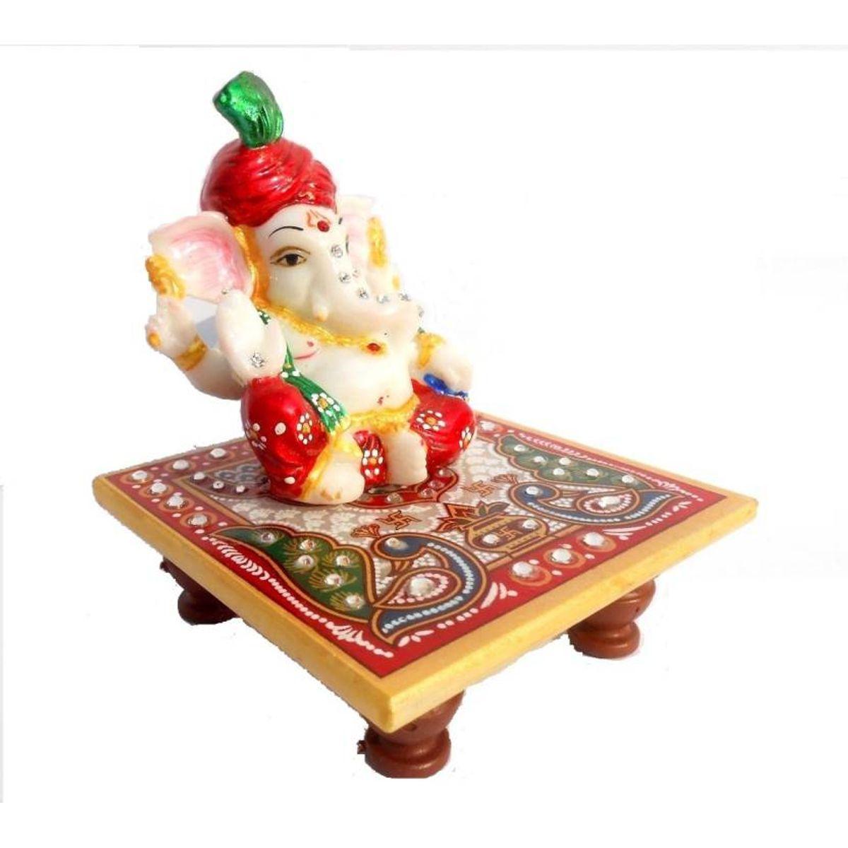 Kamakshi Art Dust Ganesh