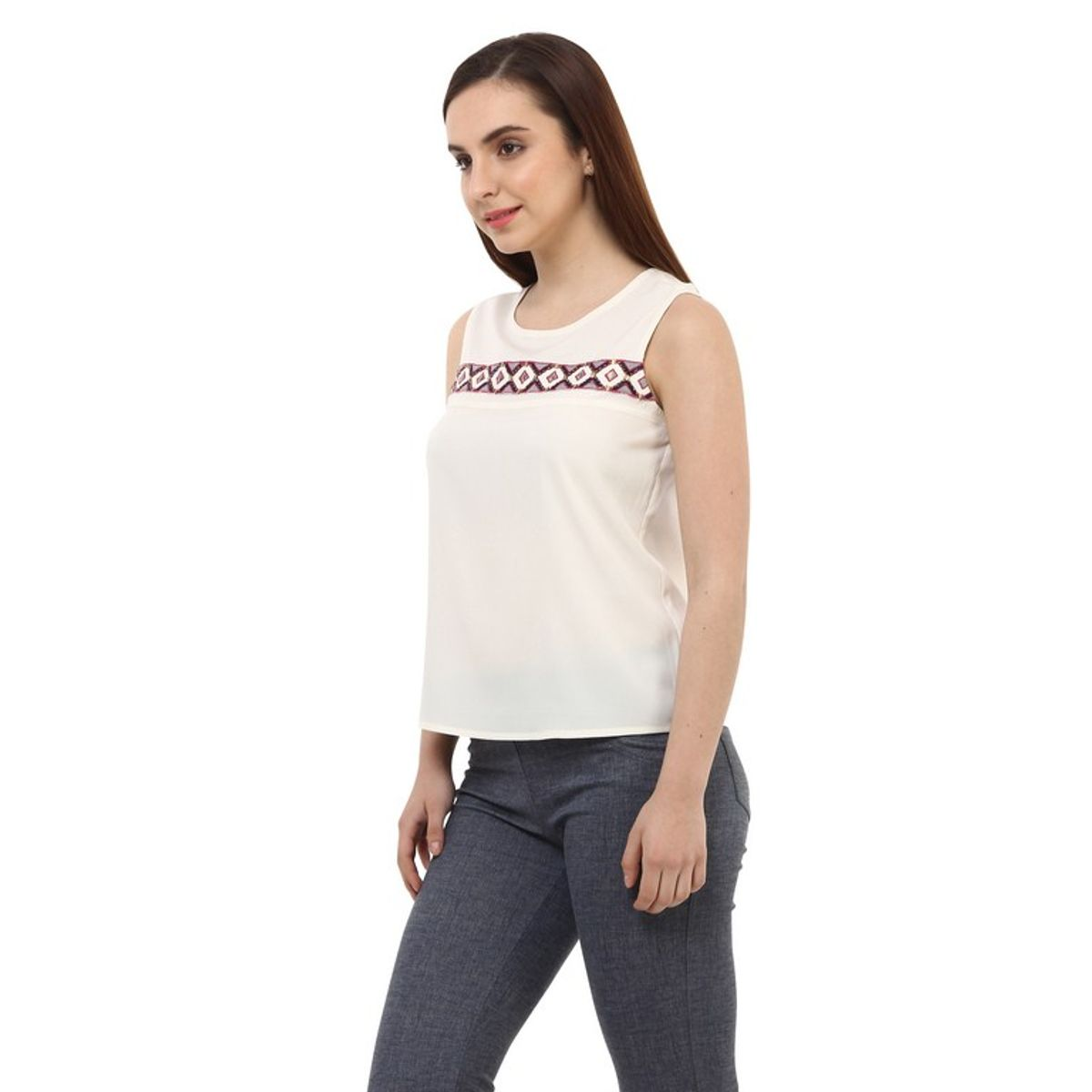 Women Embellished Top