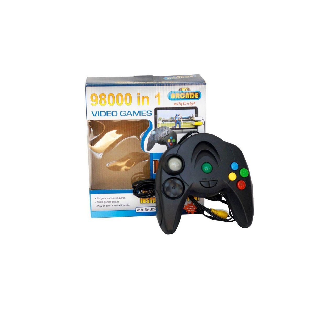 Buy Ptcmart 98000 In 1 Tv Video Game At Lowest Price