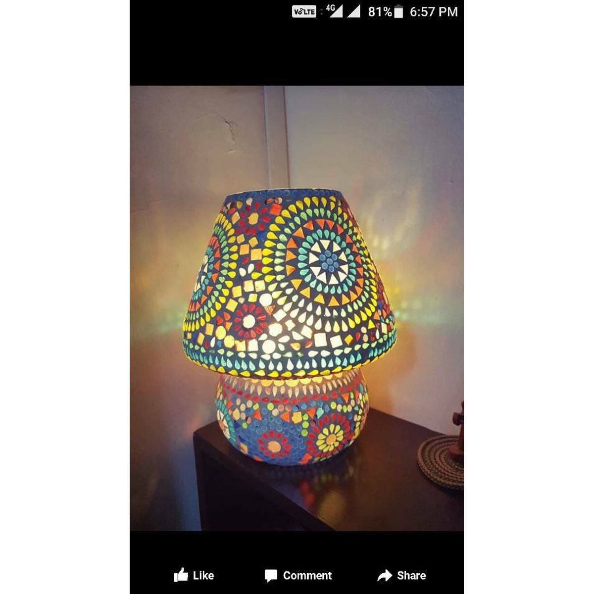 12 Table Lamp
