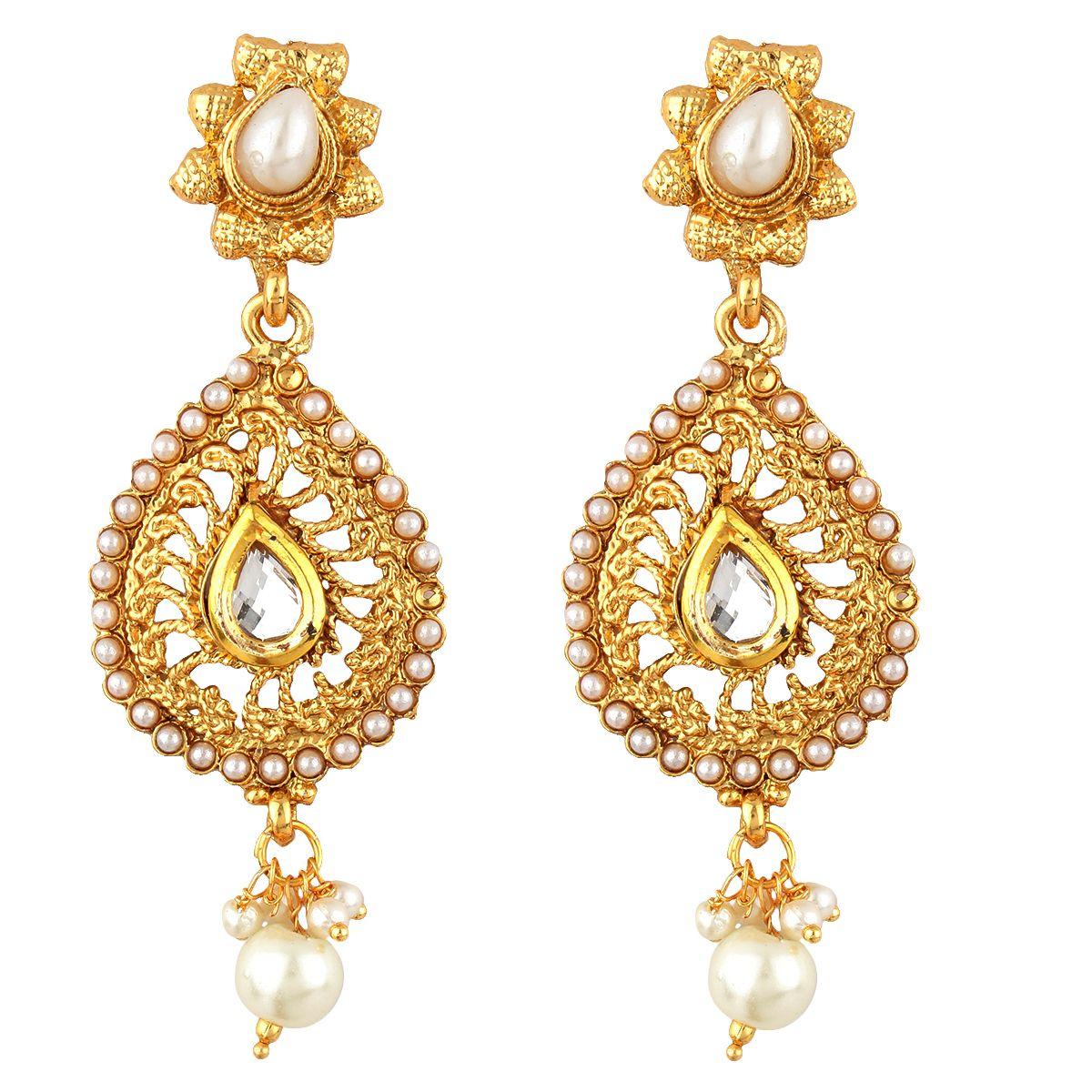 Buy Jewels Gold Traditional Antique Fancy Wedding Latest Designer ...