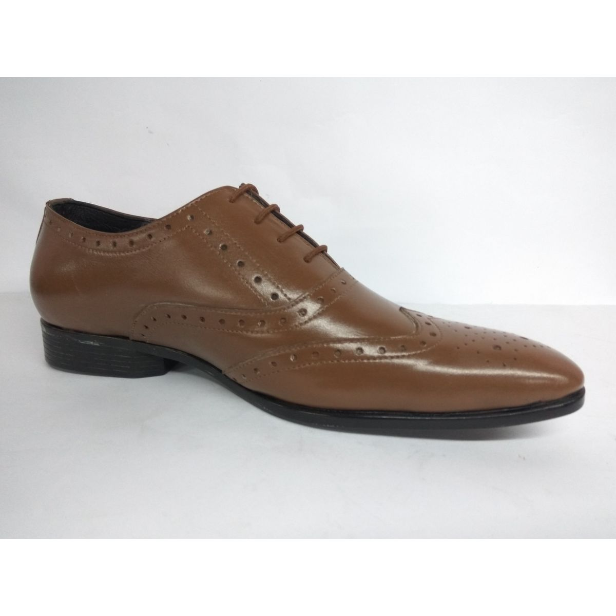 vrand black tan mans footwear