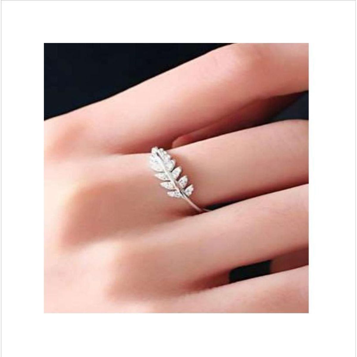 Buy Style Queen Swarovski Elements Leaves at Lowest Price ...