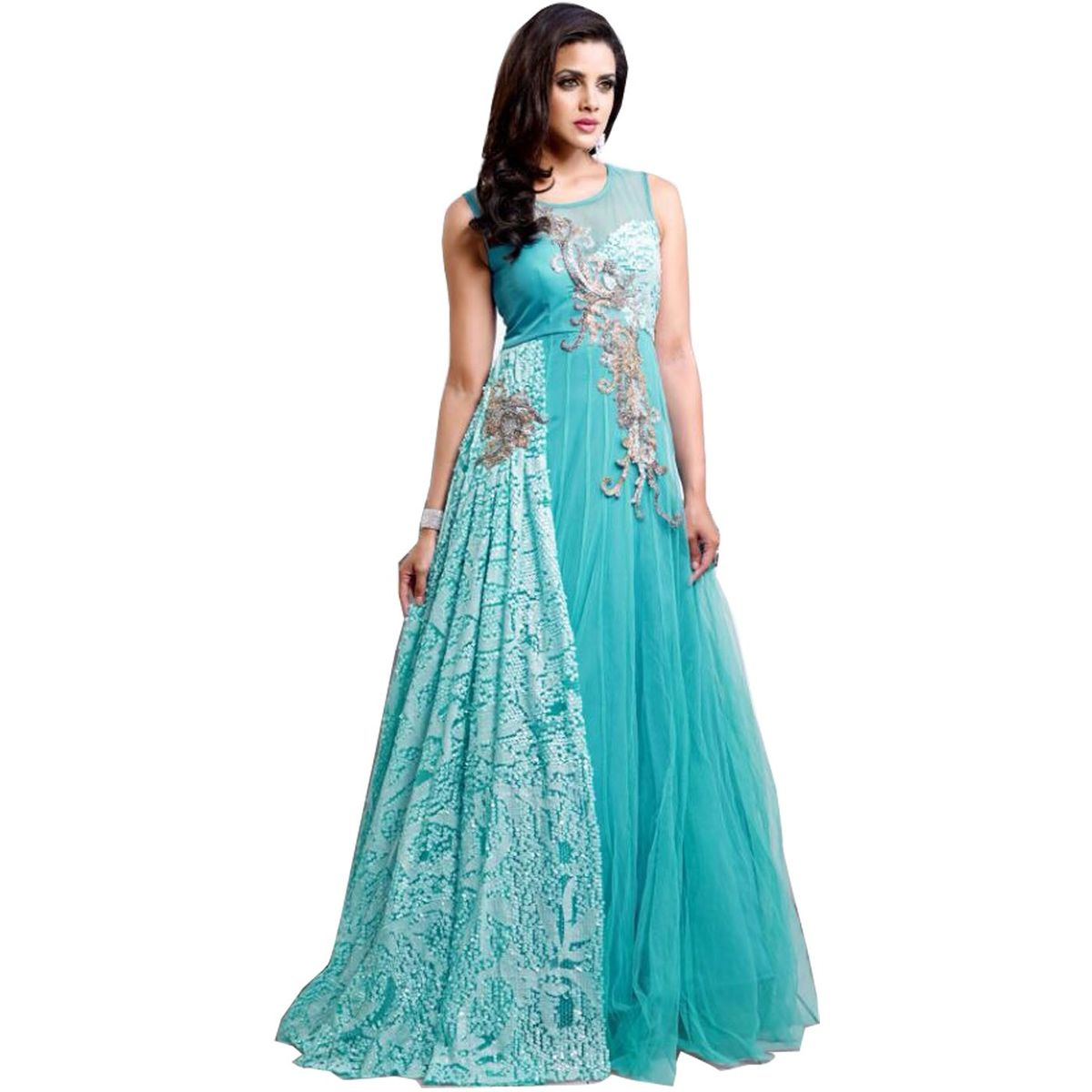 Buy 100 ASSURED QUALITY lOW PRICE.Indian Bollywood Wedding Ethnic ...