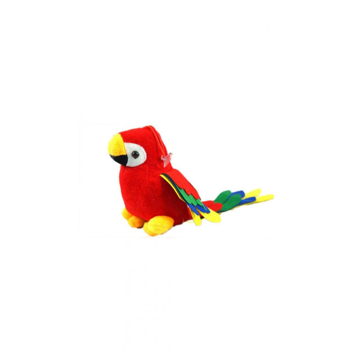 Aparnas cute looking macaw parrot for playing kids decoration or birthday gift35cm