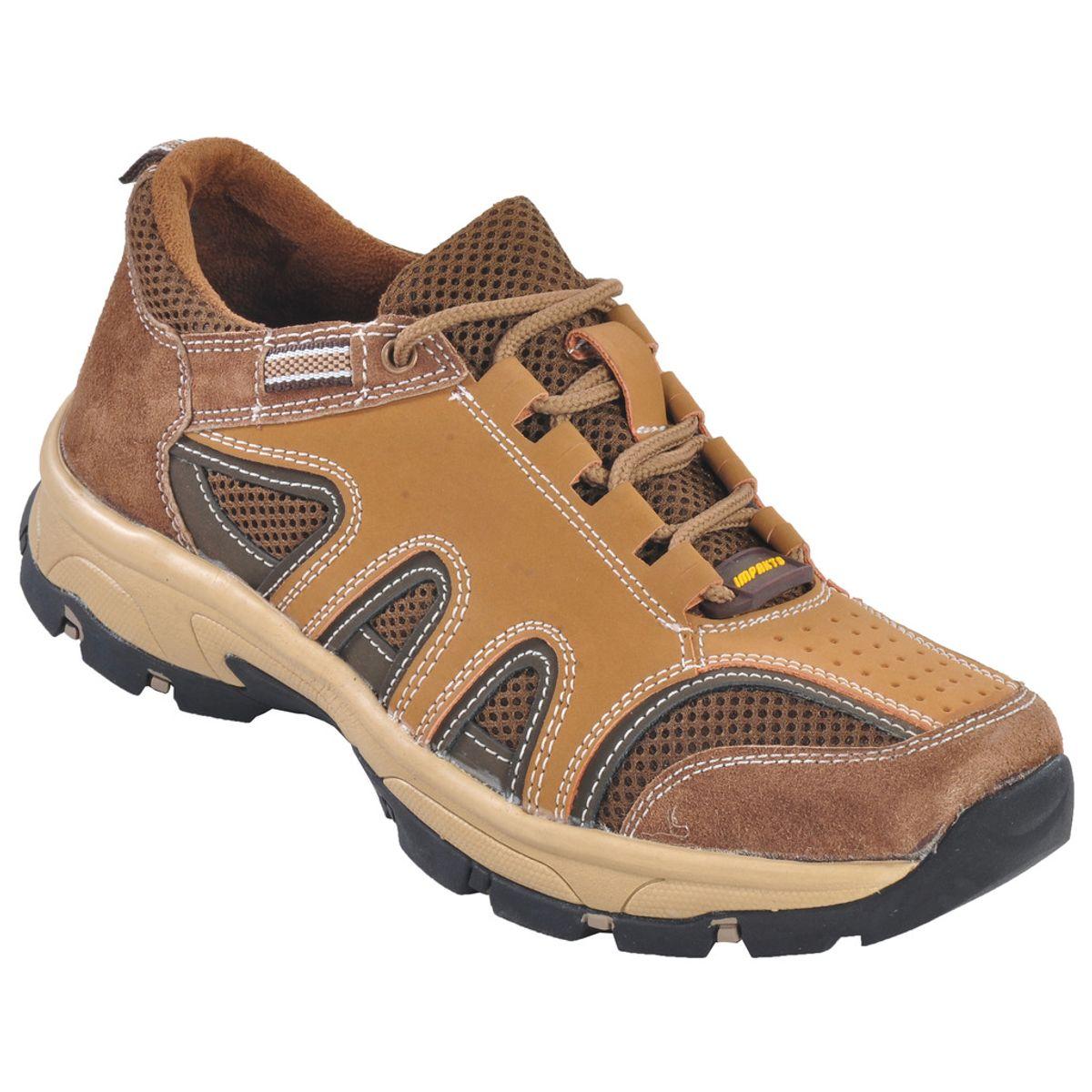 Impakto Men s Sneakers - Brown