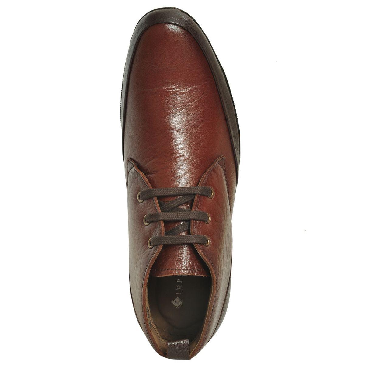 Imperio Men s Formal Shoes - Brown Tan