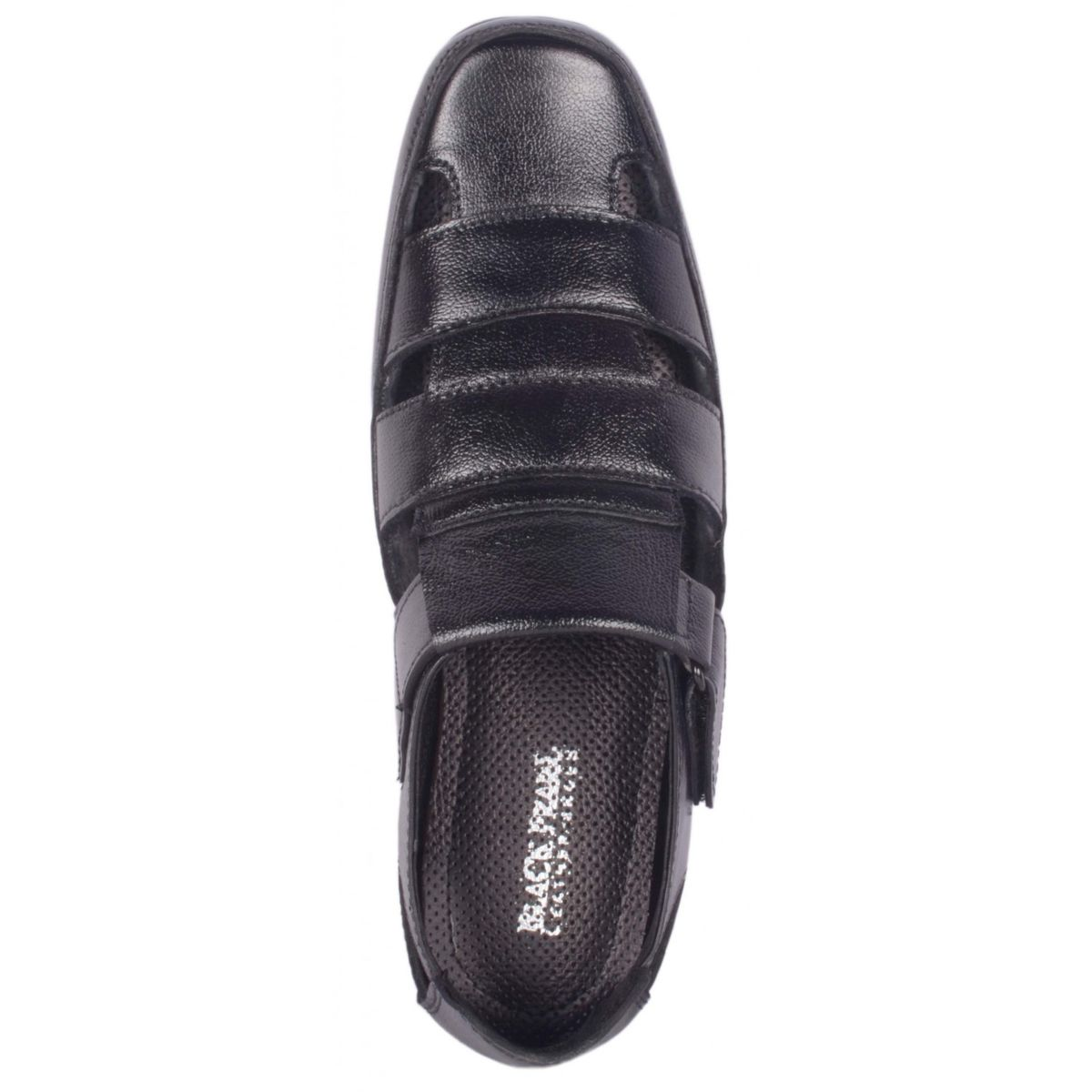 Admire 100 Genuine leather sandals for mens