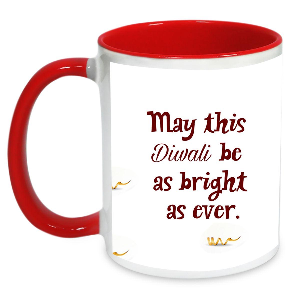 Happy Diwali Laxmi Ganesha  Mug Hamper 297