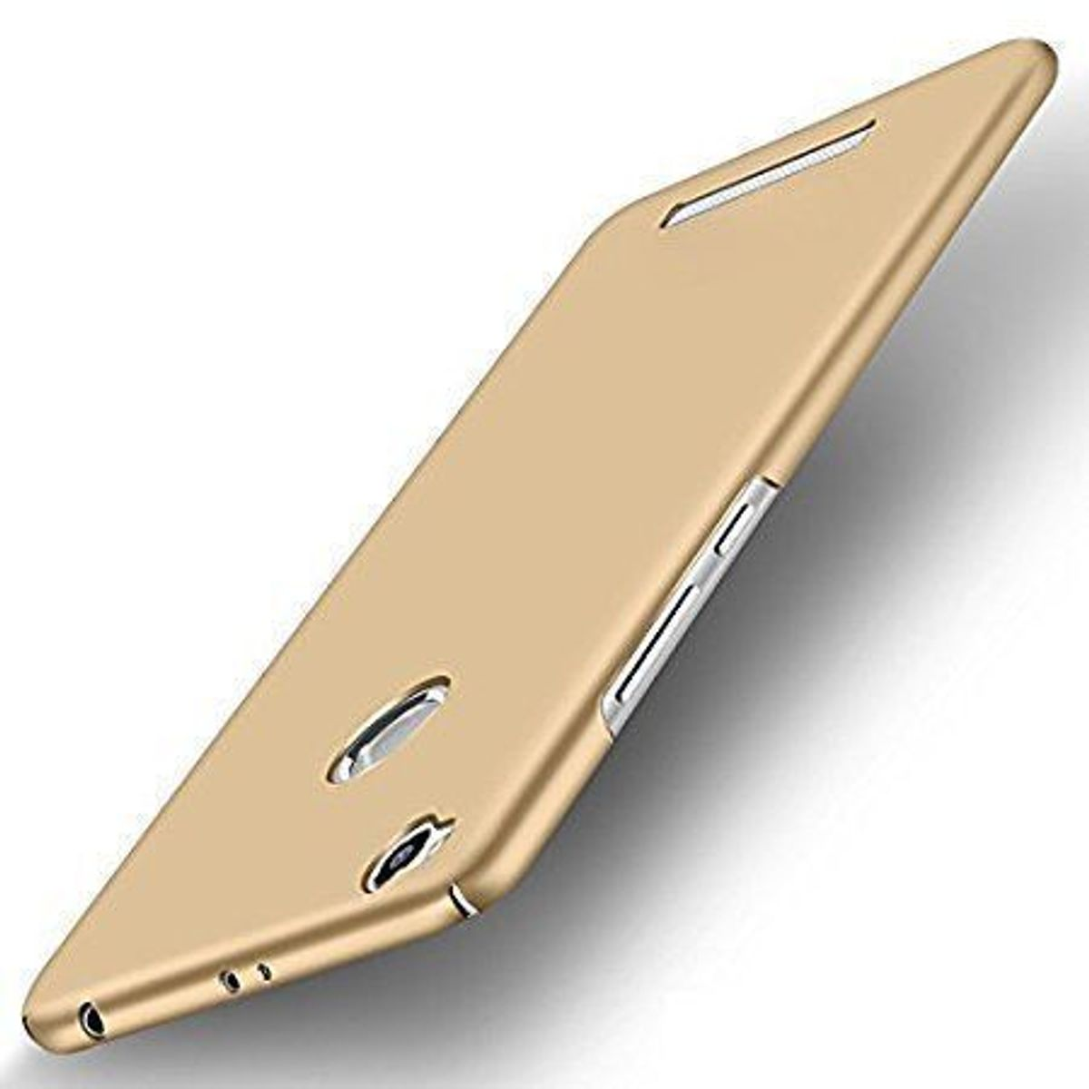 Buy Ipaky Sleek Rubberised Matte Hard Case At Lowest Price Back Xiaomi Mi Max Gold Cover For Redmi 3s Prime