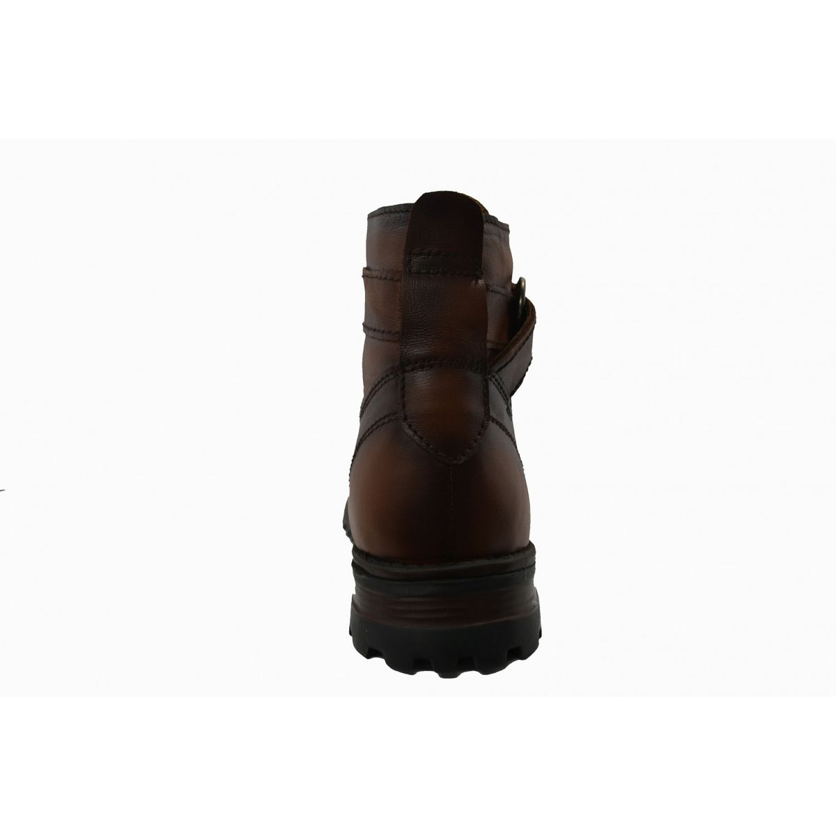 Boggy Confort Tan Ankle Boot