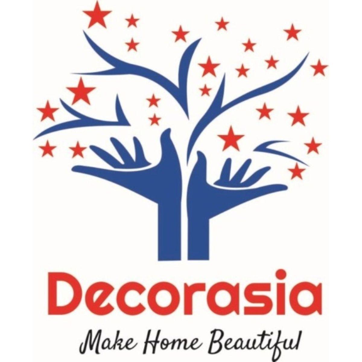 Decorasia Brown 3 Tier ShelvesRack MDF Wall Shelf  Number of Shelves - 3 Brown
