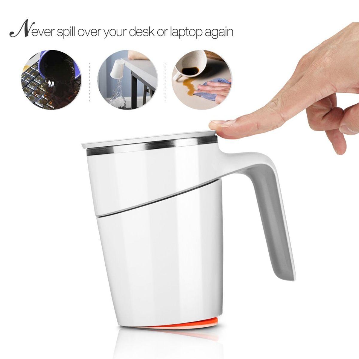 Steel Vacuum Tea Coffee Mug 470ml