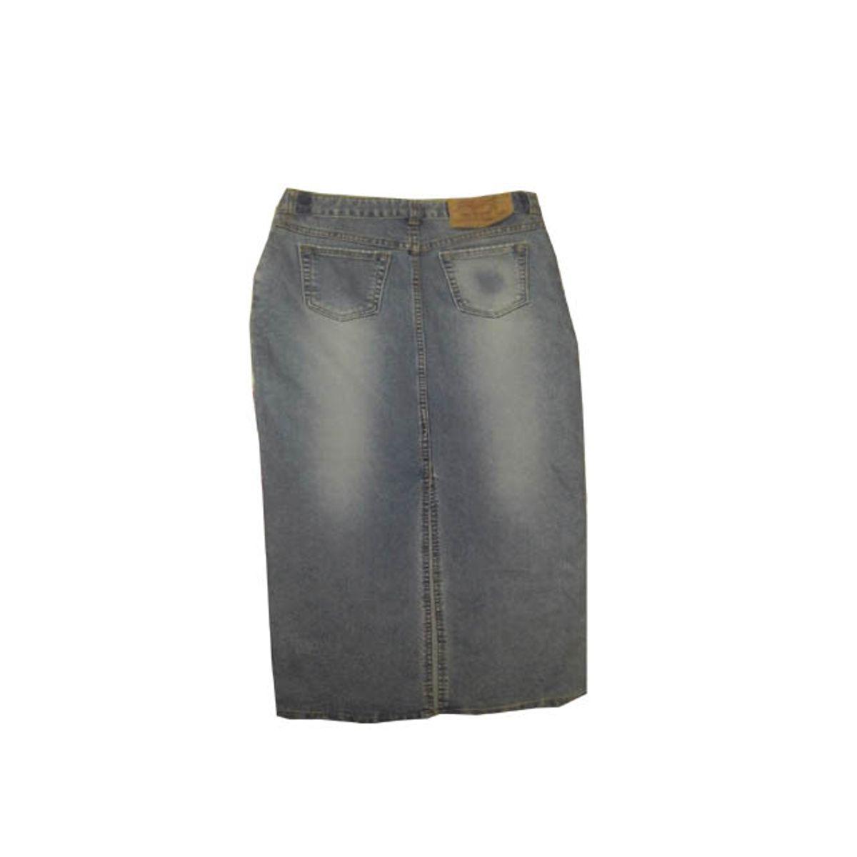Denium Skirt