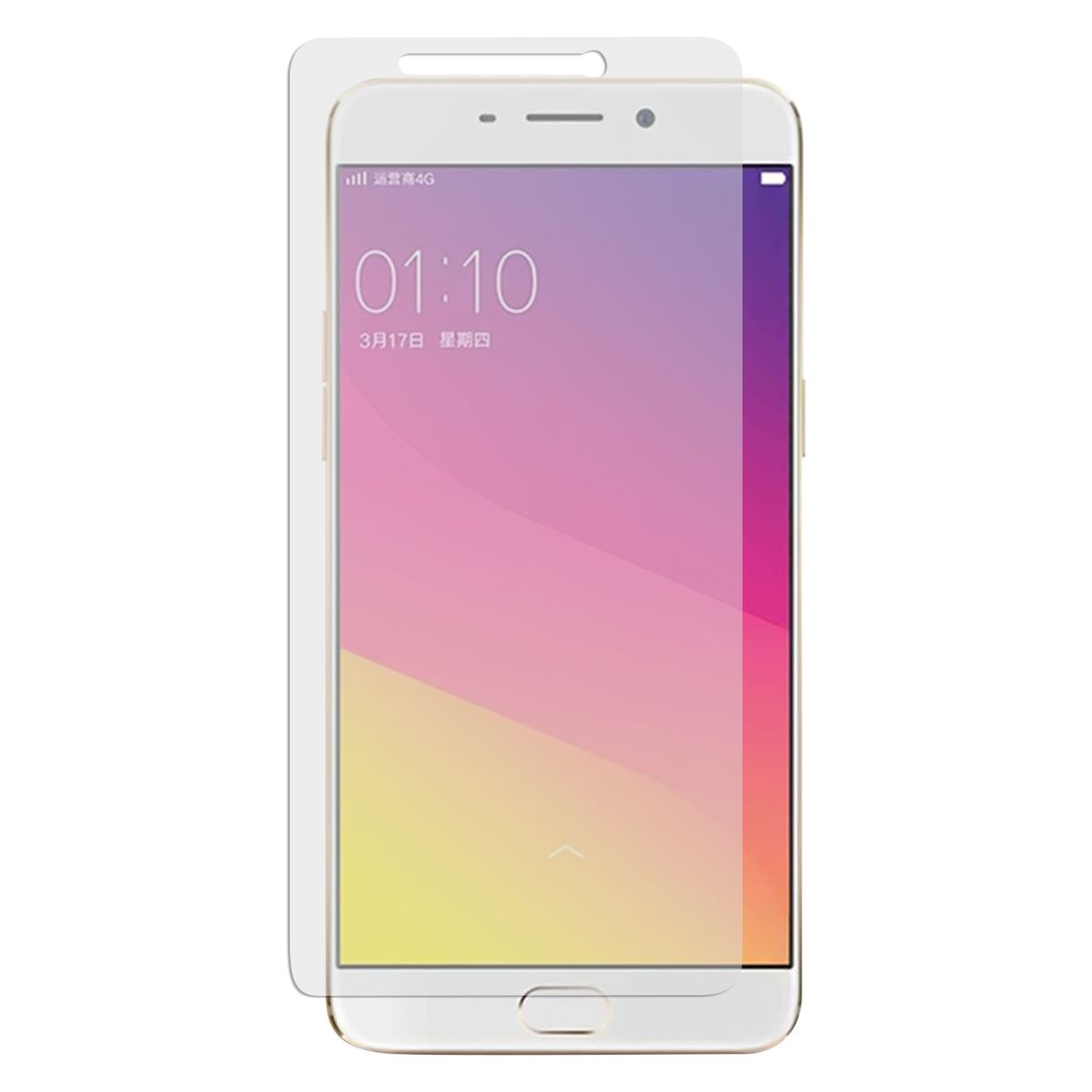 Buy Oppo A37 Premium Tempered Screen At Lowest Price Glass Protector Cover Scratch Proof Shatterproof Guard Oleo Phobic Coating