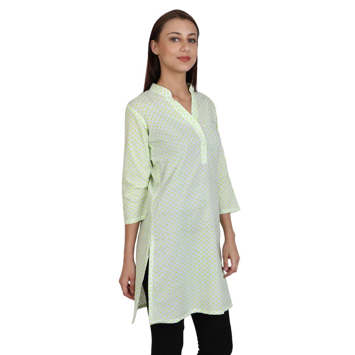 Sat Garments Solid kurtis RS-143 J