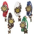 Multi coloured bracelet vintage watches
