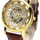 EShoppers Analog Transparent Special Gift Offer Watch For Men