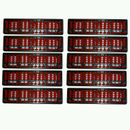 15 Rod Singale Color Abacus Kit Set Of 10