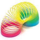 BiZYug Return Gift Rainbow Spring Toy
