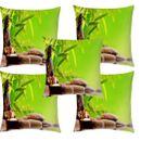Home Diva Digital Printed Cushion Cover Set of 5_Homediva15