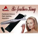 Hair Remover Women Bi-Feather King Eye Brow Trimmer Safe and Easy Removal